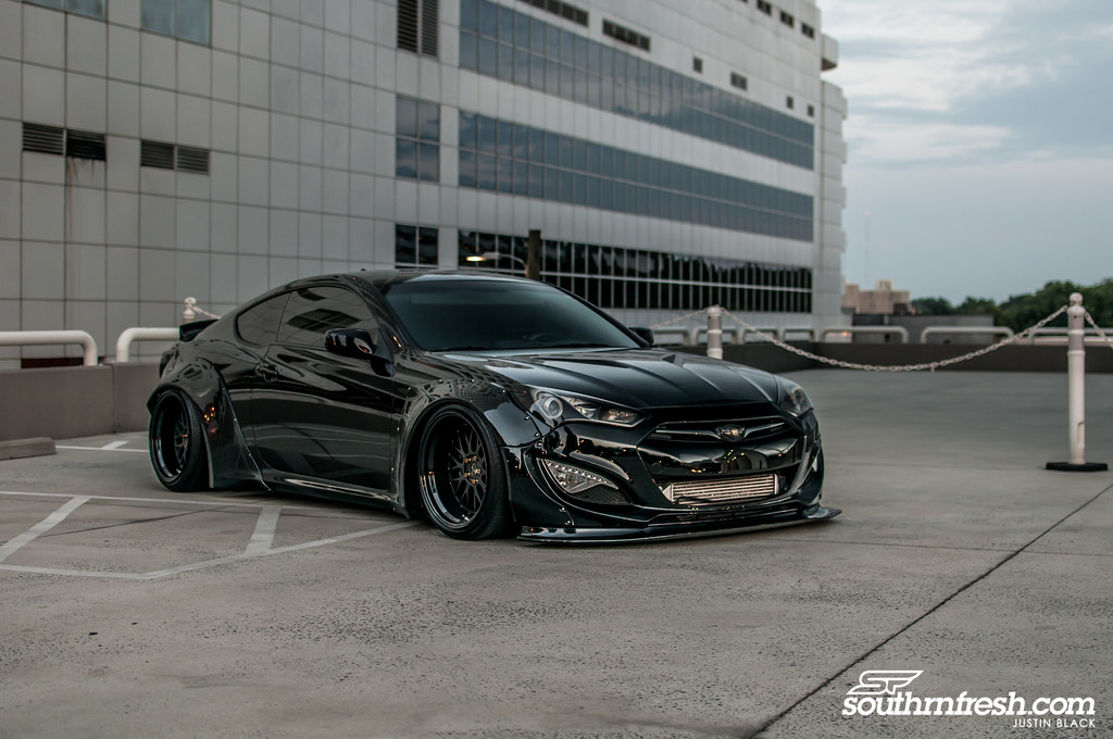 Gallery Widebody Genesis Coupe Southrnfresh